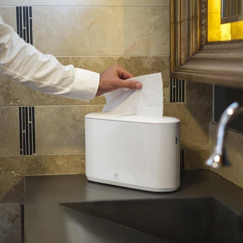 Диспенсеры бумажных полотенец для кафе и ресторанов - как выбрать